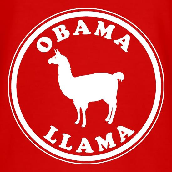 Obama Llama T-Shirts for Kids