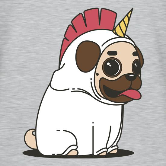 PugCorn T-Shirts for Kids