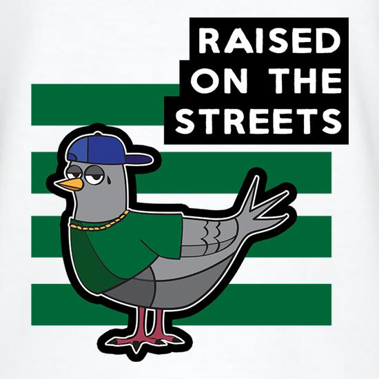 Raised On The Streets T-Shirts for Kids