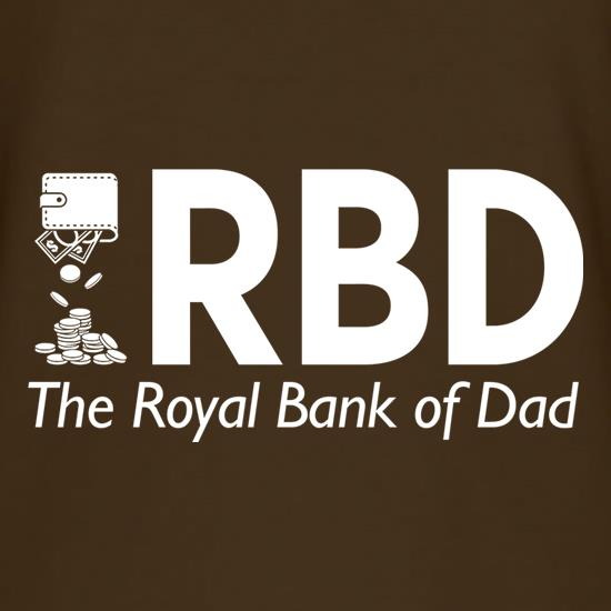 Royal Bank of Dad T-Shirts for Kids