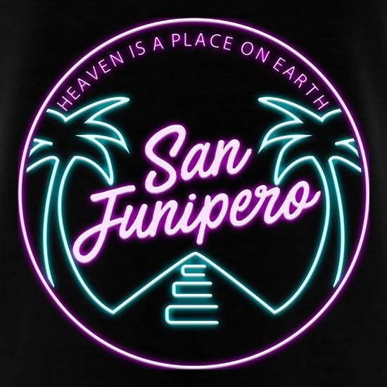 San Junipero T-Shirts for Kids