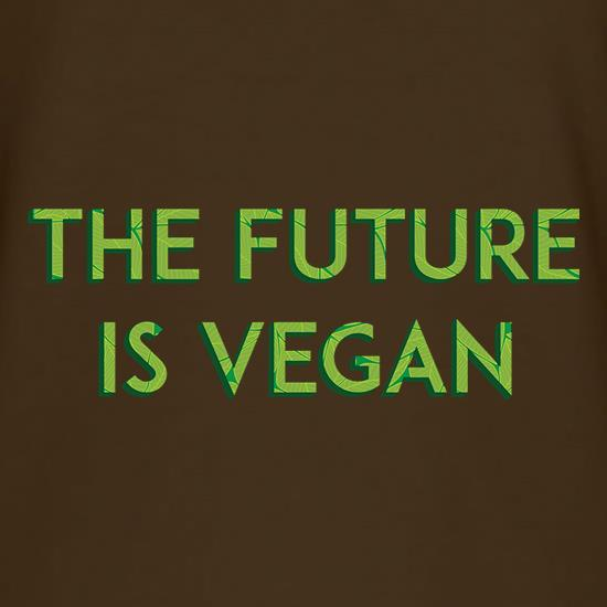 The Future Is Vegan T-Shirts for Kids
