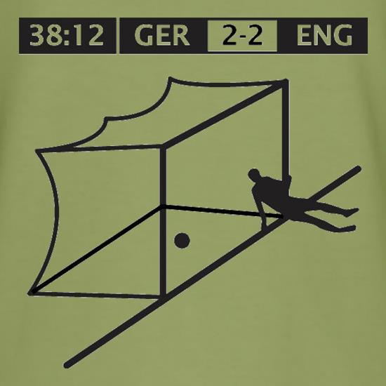 Allowed Goal t-shirts