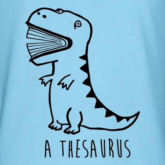 A Thesaurus t-shirts