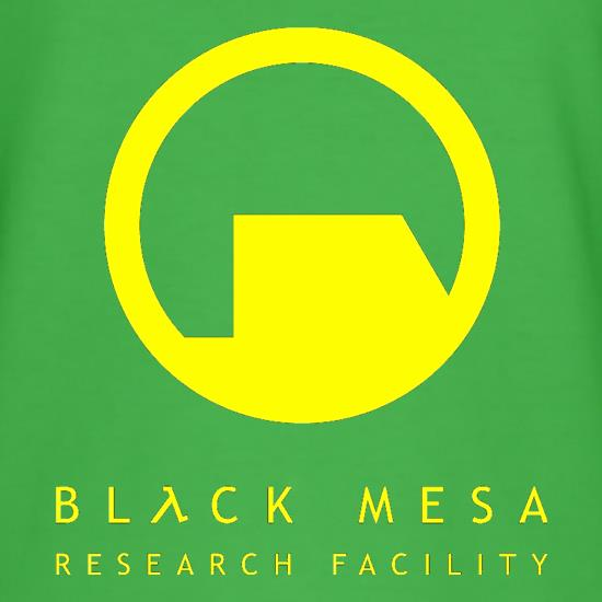 Black Mesa Research Facility t-shirts