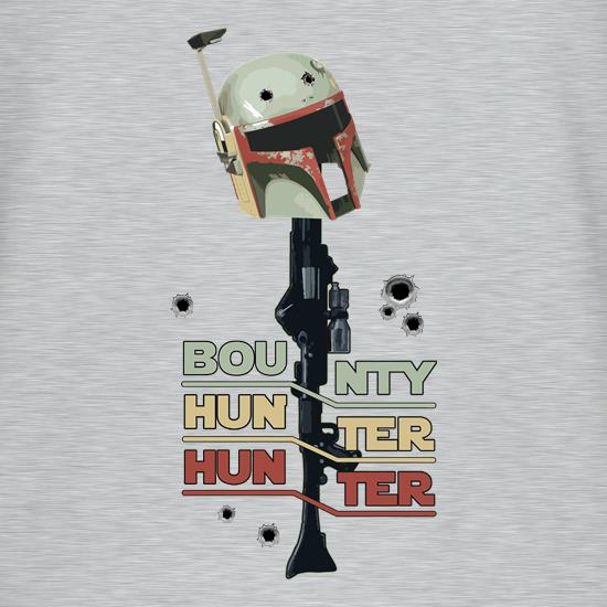 Bounty Hunter Hunters t-shirts