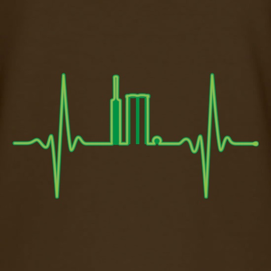 Cricket Heartbeat Monitor t-shirts