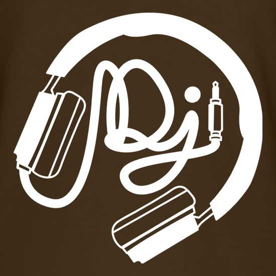DJ Headphones t-shirts