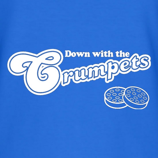 Down With The Crumpets t-shirts