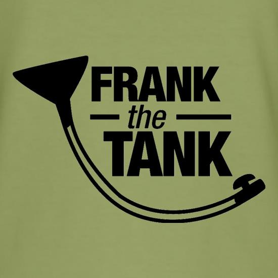 Frank The Tank t-shirts