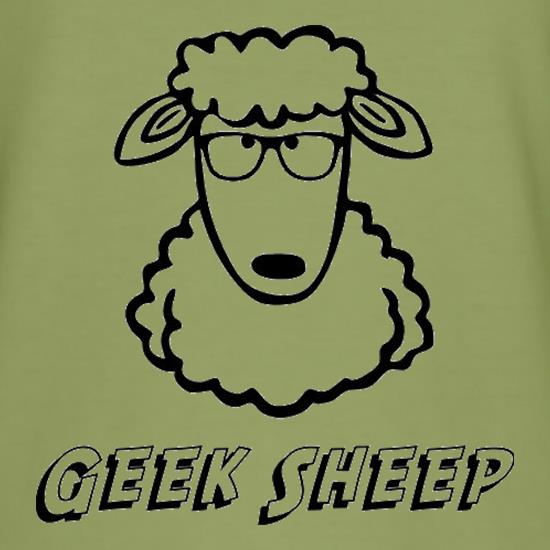Geek Sheep t-shirts
