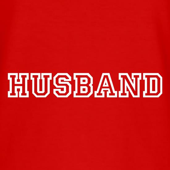 HUSBAND t-shirts