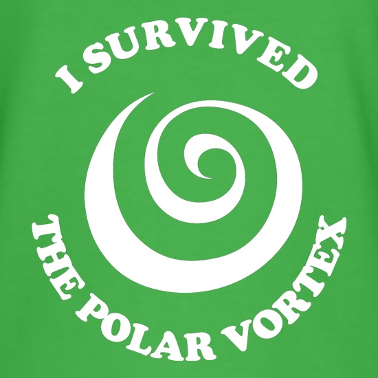 i survived the polar vortex t-shirts