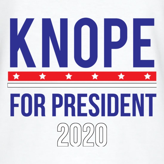 Knope For President t-shirts