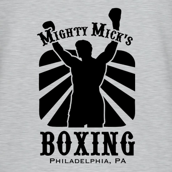 Mighty Micks Boxing t-shirts
