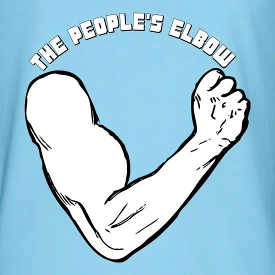 People's Elbow t-shirts
