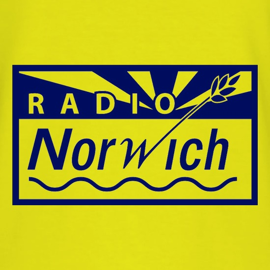 Radio Norwich t-shirts