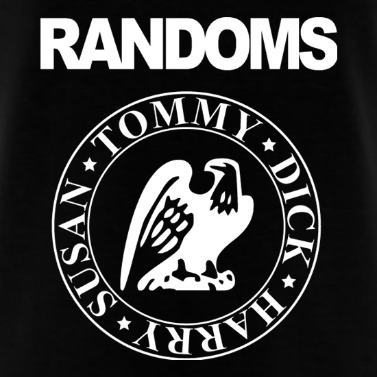 Randoms t-shirts