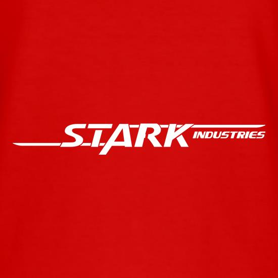 Stark Industries V2 t-shirts