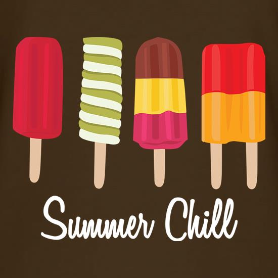 Summer Chill t-shirts