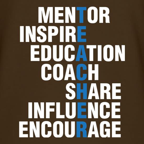 Teacher Quote t-shirts