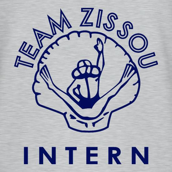 Team Zissou Intern t-shirts