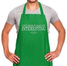 I Only Drink To Make You Interesting t shirt