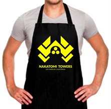 Nakatomi Towers t shirt