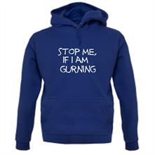 Stop me if i am gurning t shirt