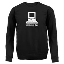 Computers Byte t shirt