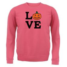 Pumpkin Love t shirt