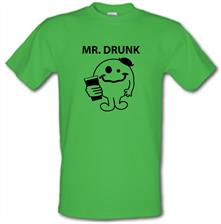 Mr.Drunk t shirt