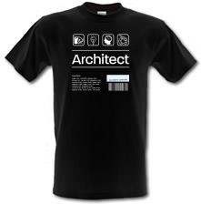 Architect Ingredients t shirt
