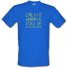 Calvin Harris Stole My Girlfriend t shirt