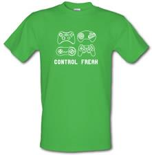 Control Freak t shirt