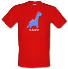 Crystiosaurus t shirt