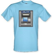 Dad ATM t shirt