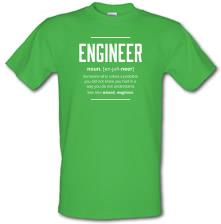Engineer Definition t shirt