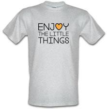 Enjoy The Little Things t shirt