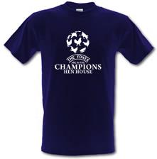 Foxes in the Champion's Henhouse t shirt