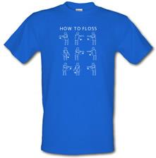 How to Floss (Dance) t shirt