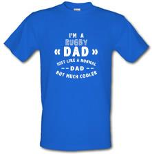 I'm A Rugby Dad t shirt