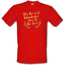 It's The Most Wonderful Time Of The Year t shirt