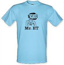 Mr ET t shirt
