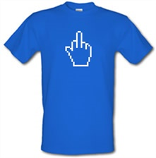Offensive Hand Pointer t shirt