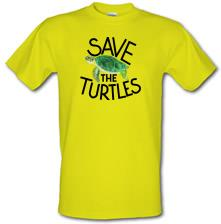 Save The Turtles t shirt