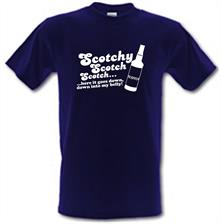 Scotchy, Scotch, Scotch t shirt