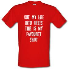 This Is My Favourite Shirt t shirt