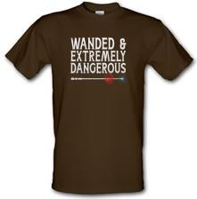 Wanded & Extremely Dangerous t shirt