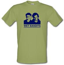 Wet Bandits t shirt